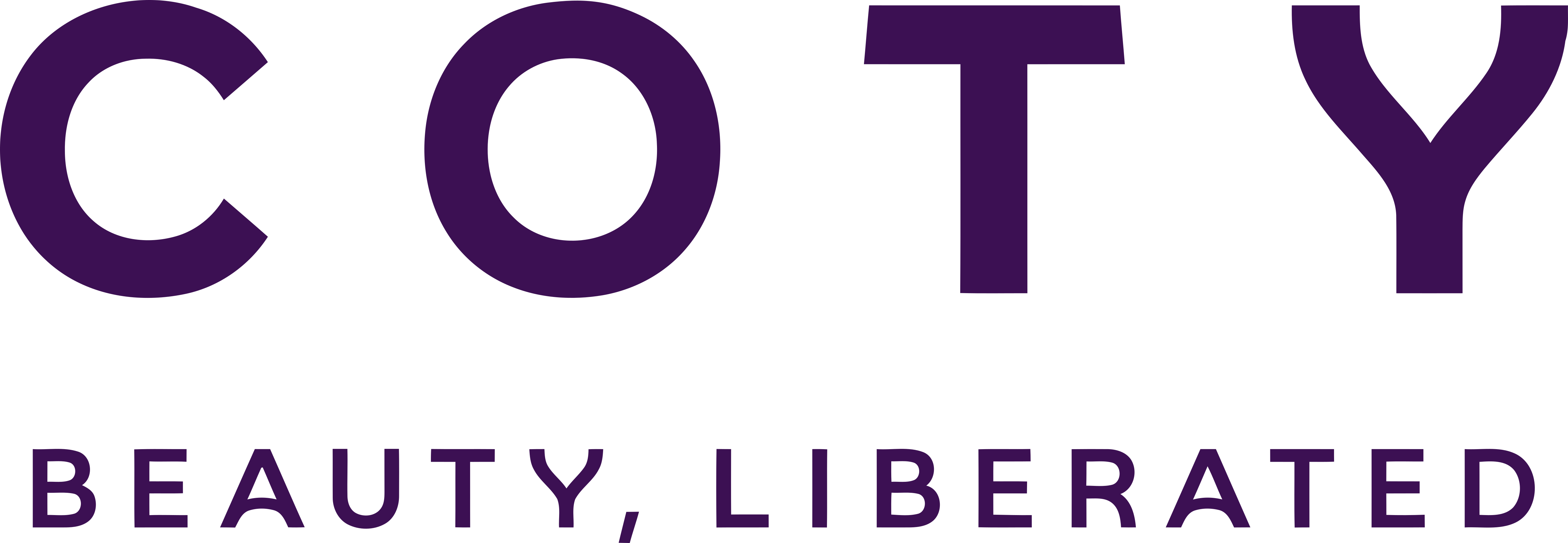 Logo Coty in PNG