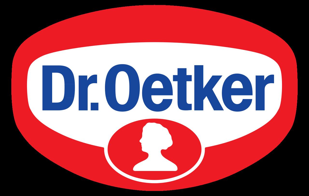 Logo dr Oetkar in PNG